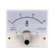 Fuente de laboratorio de 0 a 30 vcc.
